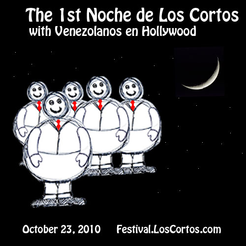 The 1st Noche de Los Cortos