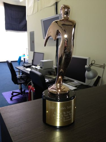 Our 2nd Telly Award